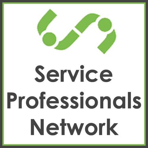 Service Professionals Network Logo